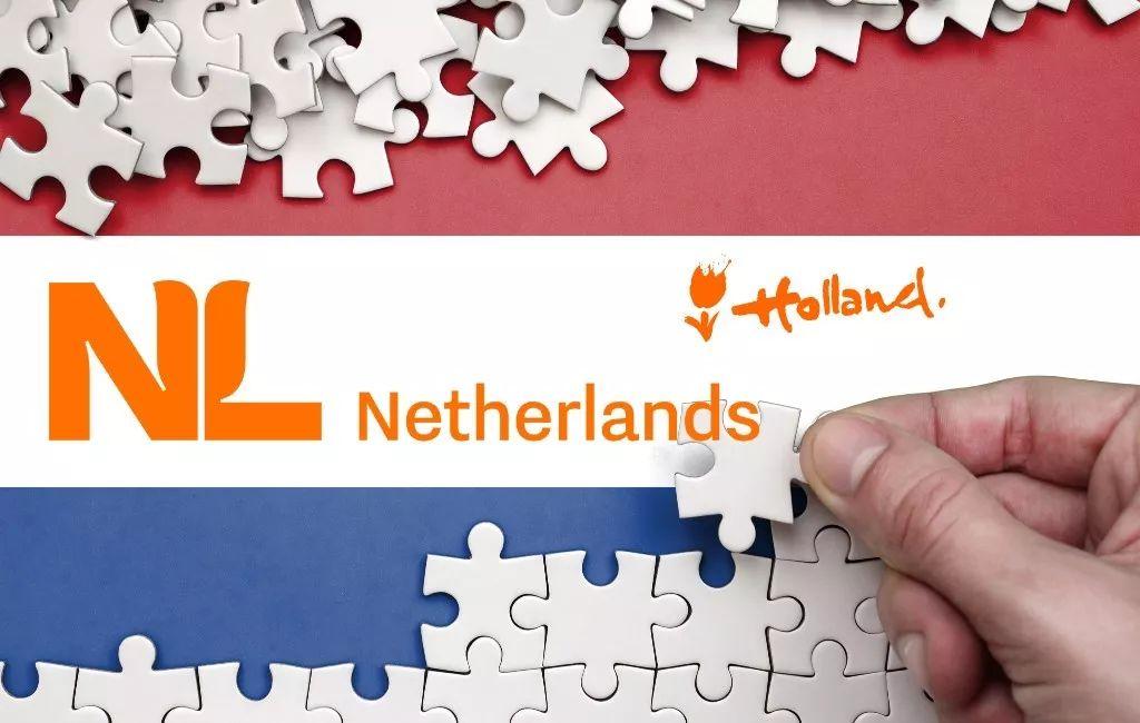 荷兰全新国家旅游品牌LOGO_高瑞品牌_北京logo设计