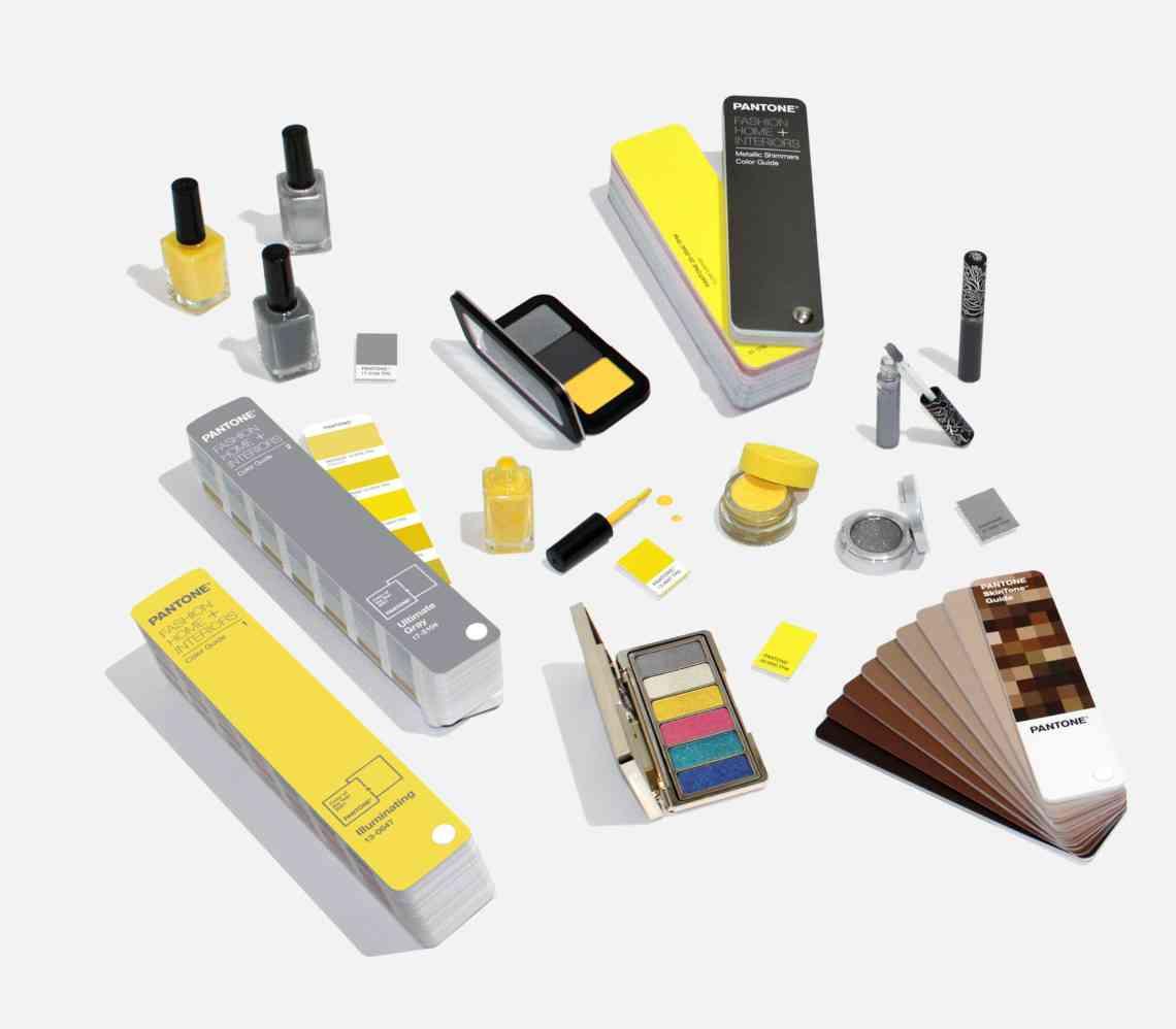 2021年度代表色:極致灰和熒光黃應用行業_高瑞品牌