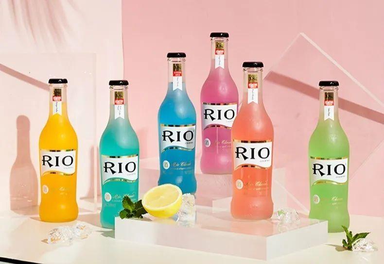 RIO雞尾酒經典款包裝設計再升級_高瑞品牌
