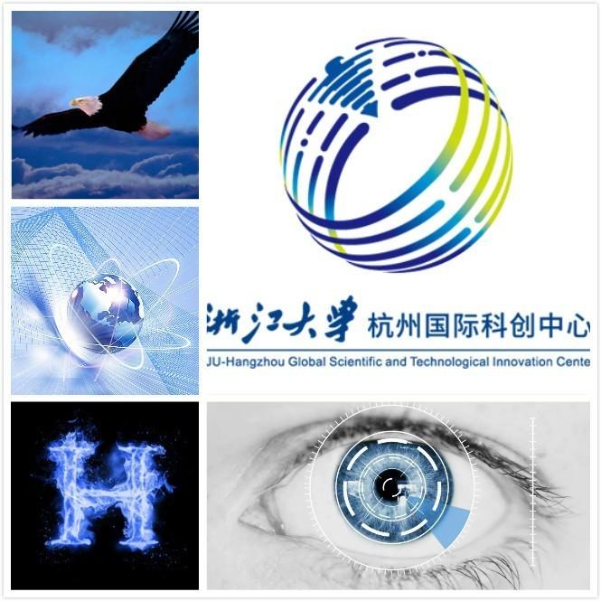 浙大杭州科創中心LOGO設計創意元素_高瑞品牌