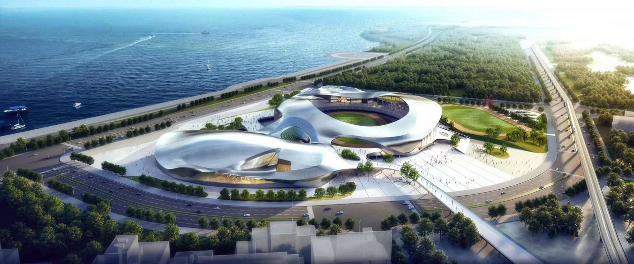 2021年汕頭亞洲青年運動會比賽場館建筑_高瑞品牌